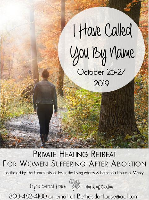 post abortion healing retreat